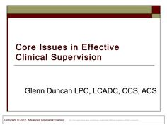 Clinical Supervision Template Clinical Supervision Form