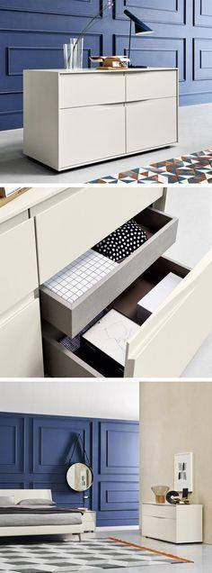 modernes schlafzimmer schubladen raumgestaltung esszimmer wohnraum kommode wohnzimmer inneneinrichtung