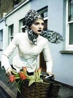 Everyday Perfection | Lily Donaldson | Emma Summerton  #photography | Vogue Italia March 2007