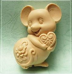 Longzang Chinese zodiac Mouse S0191 Craft Art Silicone Soap mold Craft Molds DIY Handmade soap molds, http://www.amazon.com/dp/B00DQ8JCP2/ref=cm_sw_r_pi_awdm_u6-3vbG341MW4