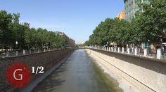 GRANADA   RONDA   Puente en calle Ribera del Genil, junto a inicio de calle San Antón. 1/2