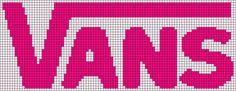 Alpha Pattern added by ionutpavel Cross Stitch Bookmarks, Cross Stitch Alphabet, Perler Patterns, Loom Patterns, Cross Stitch Designs, Cross Stitch Patterns, Marvel Cross Stitch, Modele Pixel Art, Monogram