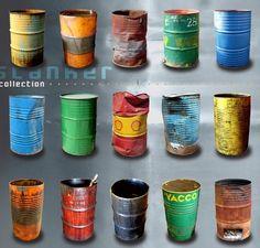 Stanker design - Recyclart