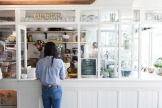 Chicago: Plein Air Café - Kinfolk