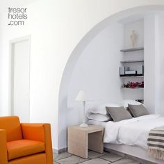 Trésor Hotels and Resorts_Luxury Boutique Hotels_#Greece_ #Ios #Palace #Hotel and #Spa has been recently renovated and now offers 8 different types of rooms.Categorized into Standard rooms, Superior rooms, Junior Suites, Standard Suites, Family Suites, Superior Suites and one Master Suite -which constitutes the most impressive choice in the hotel - presenting its very own private swimming pool. Superior Room, Palace Hotel, Boutique Hotels, Hotels And Resorts, Master Suite, Swimming Pools, Ios, Greece, Luxury