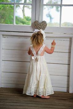 Whimsical White / Wedding Style Inspiration / LANE tea princess crochet lace dress