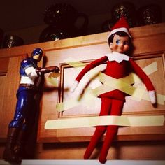 75 Family-Friendly Elf on the Shelf Ideas | Skinny Mom | Where Moms Get the Skinny on Healthy Living