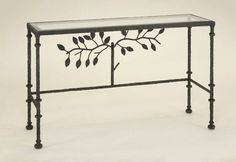 BANYAN CONSOLE - Murray's Iron Works