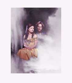 Rumple and Belle | Rumple & Belle - once-upon-a-time Fan Art