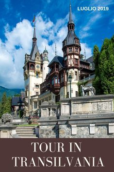 Few people traveling to Romania actually have 10 days to spend in the country, but I am starting with a recommended 10 day itinerary for Romania, as this period Places To Travel, Places To Visit, Travel Destinations, Travel Stuff, Best Car Rental Deals, Romania Travel, Medieval, Beautiful Castles, Adventure Tours