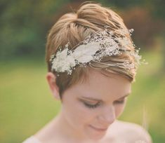 how to style pixie cut for formal event Google Search