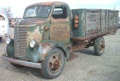 vintage Chevrolet cab over engine COE truck