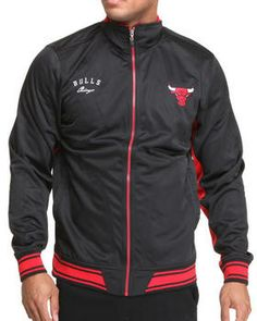 Chicago Bulls Anderson Track Jacket