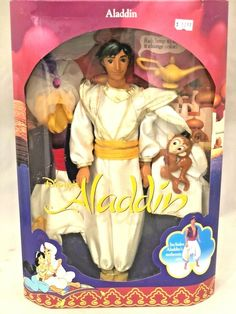 Disney Collector, Disney Toys, Aladdin, Toy Story, Princess Zelda, Age, Dolls, Fictional Characters, Carnival