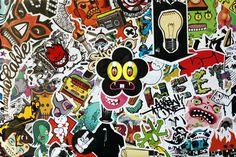 sticker bomb HD Wallpapers Download Free sticker bomb Tumblr - Pinterest Hd Wallpapers