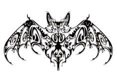 bat tattoo - Google Search