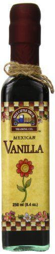 Blue Cattle Truck Trading Original Small Mexican Vanilla…