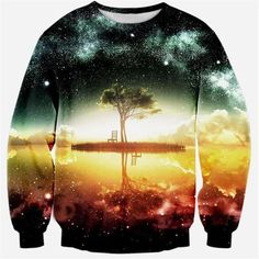 e9e84d5d Alisister Unisex Sweats Jersey Hoodies Tops Clothes Printed  cat/lion/pizza/tree 3d Sweatshirts Men Women Loose Pullovers Hoodies