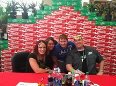 With Ronnie and Amy from Lizard Lick❤
