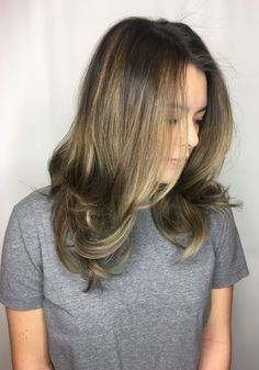 Barely Credible Ash Balayage Hair Styles 2018 for Women's
