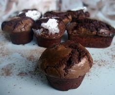 Pastelitos de chocolate
