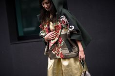 From the Streets of Milan - Milan Men's Fashion Week Fall 2014 Street Style Day 3.