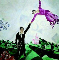 Chagall, enough said :)