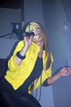 Alyssa Palmer rocking Soleone!  http://www.discogs.com/artist/Alyssa+Palmer