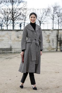 Street Style, Paris: 21 shots of Chanel swag, motorcycle garb and laser cuts outside fashion week - Caroline Issa