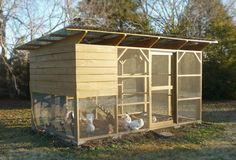Building The Garden Coop Larger – Marty's Texas Chicken Coop ::: Coop Thoughts Blog