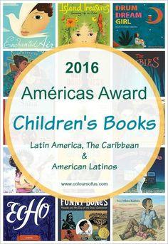 2016 Americas Award Winning Children's Books