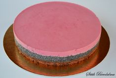 Mousse, Poppy, Fondant, Tray, Sweets, Cakes, Food, Gummi Candy, Cake Makers