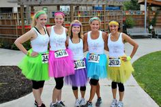 color run team outfit ideas - Google Search