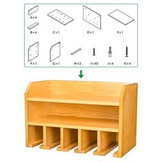 Power Tool Organizer, Sunix Power Tool Charging Station Drill Wall Holder Wall Mount Tools Garage Storage (Power Strip is Not Included) – Power Tools On Sale Product Description Tool Wall Storage, Storage Shed Organization, Power Tool Storage, Garage Storage Shelves, Workshop Storage, Power Tools, Lumber Storage, Garage Workshop, Storage Ideas