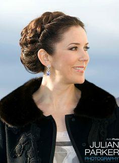 Crown Princess Mary - pretty hair