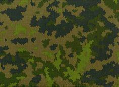 Finland. m/05 summer camouflage pattern (Suomalainen m/05-kesämaastokuvio), (2007-)