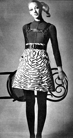 Marisa Berenson <3 Vogue Paris, September 1968