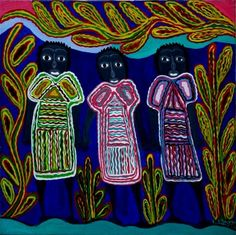 Carrie Art Gallery - Magda Magloire - 1383, USD250.00 (http://www.carrieartgallery.com/magda-magloire-1383/)