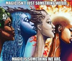 For the longest time I was afraid of being who I was. A bronze Bruja from Chicago. Feeling judged for everything from… Black Goddess, Black Cartoon, Black Artwork, Black History Facts, Spiritual Wisdom, Spiritual Enlightenment, Orisha, African History, African Culture