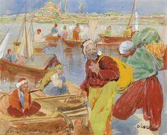 Oskar Laske : Galerie bei der Albertina Albertina, Ludwig, Painting, Art, Golden Horn, Horseback Riding, Artworks, Pictures, Art Background
