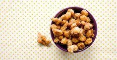 Carmelized nuts!