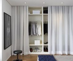 modelos cortinas para closet - Buscar con Google