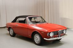 1966 Alfa Romeo Giulia - Gulia GTC | Classic Driver Market