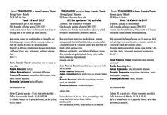 Joan Francés Tisnèr - Actualités