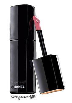 #oligodang #cosmetic #makeup #hair #K-beauty 올리고당 메이크업 테고템 lip 샤넬 루쥬 알뤼르 라끄
