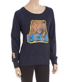 Love this UCLA Bruins LA Scoop Neck Pullover - Women on #zulily! #zulilyfinds