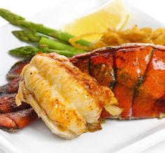 Grilled Lobster Tails Recipe from The Backyard BBQ