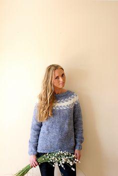 Ravelry: Mary's sweater/ Marygenser pattern by Marianne J. Bjerkman