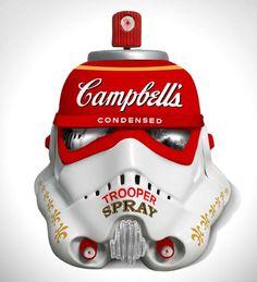 Art Wars – Des artistes revisitent le Stormtrooper