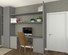 Blanco Interiores Decor, Bookcase, Corner Bookcase, Shelves, Home Decor